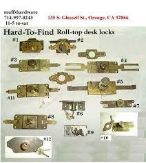 Desk Locks Locksandkeys