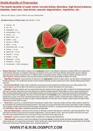 history of the watermelon it ilm com news entertainment tips health tips islamic