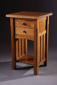Woodworking Projects Bedside Table by 34 Best End Tables Images On Pinterest Craftsman Furniture