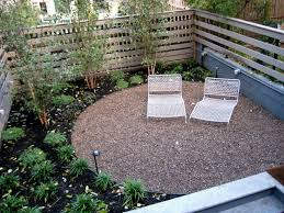 Landscaping Ideas Small Backyard by Small Backyard Patio Minimalistic Design Patios For Small Yards