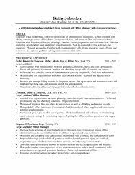 Administrative Secretary Resume Sample The Most Elegant Legal Secretary Resume Samples Resume Format Web