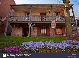 Galena Illinois Dowling House Is Oldest Remaining House In Galena Illinois Built