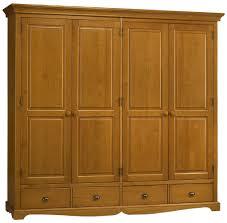 grande armoire chambre grande armoire penderie pin miel de style anglais beaux meubles