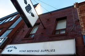 Home Brew Store by Dundas West U0027s Noble Hop Brings Homebrewing To The Downtown Masses