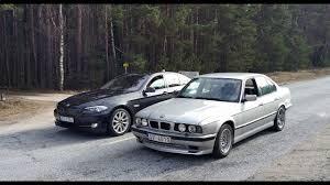 Bmw 530 1995 Bmw E34 525 Tds Vs E39 530d Vs F10 525d Drag Race Youtube