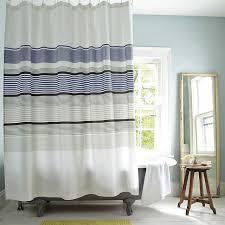 Rainforest Shower Curtain - west elm shower curtains shower curtain rod