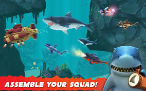 hungry shark evolution u2013 android apps on google play