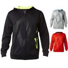 fox motocross hoodies racing hydratix closed circuit fleece full zip mens hoodies