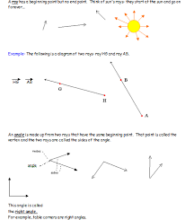 segments and angles worksheet 28 templates 3rd grade math line