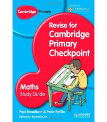 6 math primary checkpoint study guide