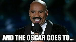 Memes De Los Oscars - y el oscar es para los memes que dej祿 el error en mejor pel祗cula