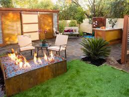 Tiered Backyard Landscaping Ideas Modern Patio Furniture Gardenabc Com