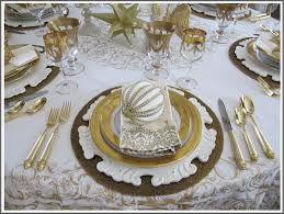 Elegant Table Settings by 8 Elegant Christmas Table Settings