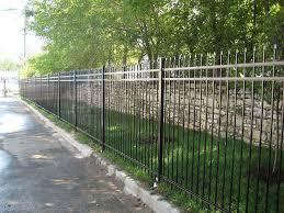 Decorative Metal Fence Panels Decorative Metal Fencing Decor References