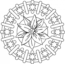 coloring pages mandala coloring pages free printable
