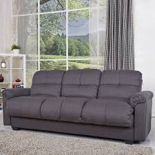 Three Seater Sofa Bed Leader Lifestyle Cate 3 Seater Sofa Bed U0026 Reviews Wayfair Co Uk