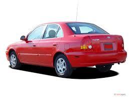 2004 hyundai accent manual image 2004 hyundai accent 4 door sedan gl manual angular rear
