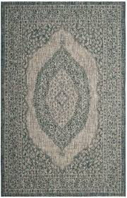Oval Outdoor Rugs Courtyard Collection Indoor Outdoor Area Rugs Safavieh