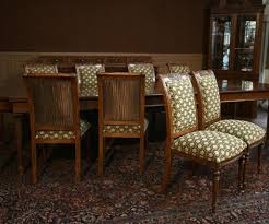 Dining Room  Awful Dining Room Table Chair Slipcovers Beguile - Dining room table with hidden chairs