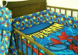 Marvel Baby Bedding Spiderman Baby Bedding Spider Man Sheet Set Pottery Barn Kids