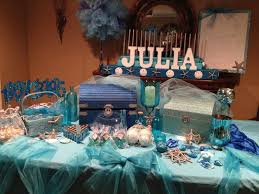 Sweet 16 Table Centerpieces 27 Best Under The Sea Sweet 16 Images On Pinterest Parties
