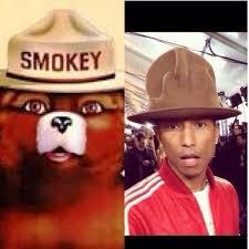 Pharrell Hat Meme - internet winner pharrell s grammys hat makes waves on the web