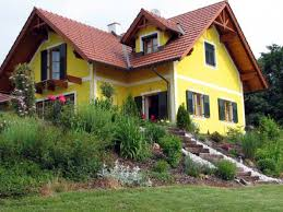 Paint Schemes For House by Exterior House Colors Red Roof Red Roof House Colors Color Scheme