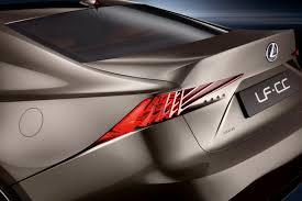 lexus coupe concept lexus lf cc hints at future lexus coupe in paris autoevolution