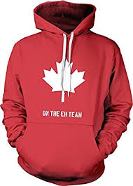 amazon com eh team canada sweater funny canadian shirts novelty