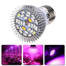 full spectrum light for plants 5pcs lot full spectrum led grow light e27 gu10 led grow l bulb