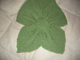 knitting pattern bow knot scarf bow tie scarf