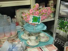 Kitchen Collectibles C Dianne Zweig Kitsch U0027n Stuff Pink And Turquoise Kitchen