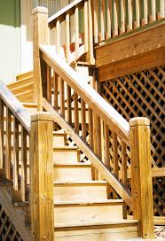 building deck stairs railing design and ideas