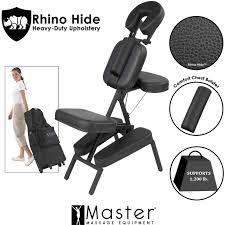 Rhino Chair Master Massage Apollo Portable Massage Chair Walmart Com