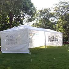 10 X 5 Canopy by 10 U0027 X 30 U0027 Canopy Outdoor Wedding Party Tent Gazebo Pavilion W 5