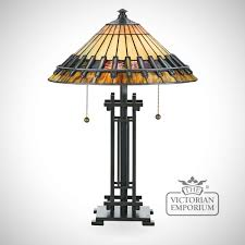 tiffany chastan table lamp table and desk lamps