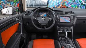volkswagen suv 2015 interior vw tiguan 2016 review by car magazine