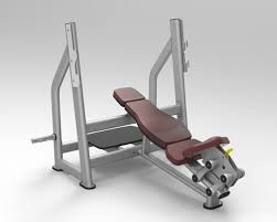 Olympic Bench Press Equipment 61a38 Olympic Incline Bench Yanre Fitness