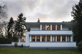 modern frank lloyd wright style homes villa henny u0027 u2013 rené van beek u2013 medium