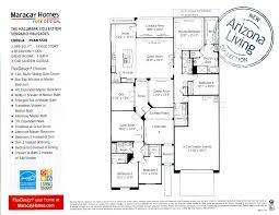 Gehan Homes Floor Plans by New Homes For Sale Goodyear Avondale Real Estate Litchfield Park