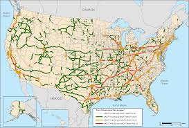 Interstate Map Of United States by Chapter 1 Personal Travel And Freight Movement 2015 Conditions