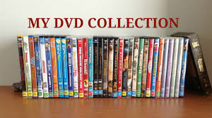 my epic dvd collection