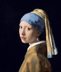 vermeer earring girl with a pearl earring