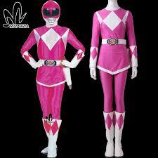 Power Rangers Halloween Costumes Adults Aliexpress Buy Ptera Ranger Mei Cosplay Costume
