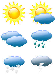 Weather Map Symbols Weather Symbols Pictures Free Download Clip Art Free Clip Art
