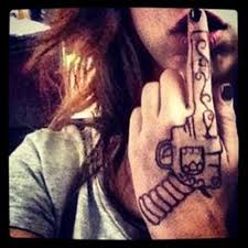 tattoos of guns tattoo collections