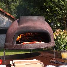 Clay Fire Pit Terracotta Pizza Oven World Market