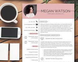 Best Modern Resume Modern Resume Templates Word Modern Microsoft Word Resume