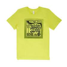 regular slinky t shirt ernie