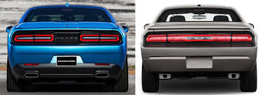 2015 dodge challenger lights 2015 dodge challenger compared to 2014 model looking at cars